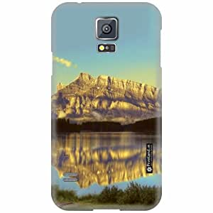 Printland Back Cover For Samsung Galaxy S5 - Boat Designer Cases