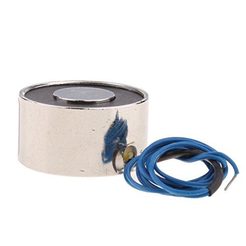 Sharplace Aimants de Levage Produits de Tirage Électro-aimant - 12v 180n