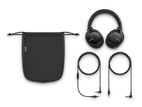 Sony MDR-1AM2 Casque Hi-Res Audio - Noir Img 4 Zoom