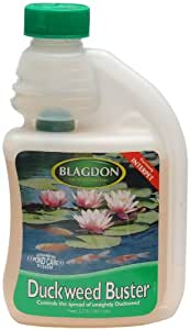 Interpet 2766 Blagdon Duckweed Buster - significa contro Lenticchia d'acqua, 1.000 ml