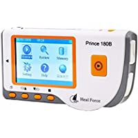 HNCS PC-180B Heart ECG Monitor Handheld Portable 30s Rapid ECG detection Data Recorder, Software and USB Cable