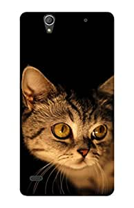 Cell Planet's High Quality Designer Mobile Back Cover for Sony Xperia C4 on Animals/Birds/Nature theme - ht-sony_c4-17032017-animal-32