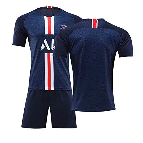 f6eb35df41aed LLforever Traje De Fútbol, Club De Fútbol Paris Saint-Germain # 10, Ropa  Deportiva De Fútbol Neymar, Camiseta De Football Boy para Adultos Y ...