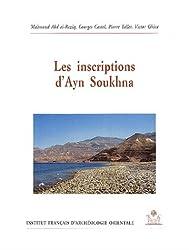 Les inscriptions d'Ayn Soukhna