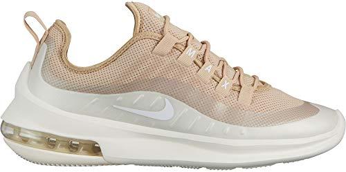 Nike Damen WMNS AIR MAX AXIS Leichtathletikschuhe, Mehrfarbig (Desert Ore/White/Sail 000), 40.5 EU