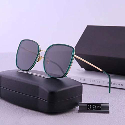 AIYA MIT DEM Absatz Der Neue Star polarisierenden Sonnenbrillen Mode Frau Mann, GM Sonnenbrille Full - Frame - große Gesicht Square Brille