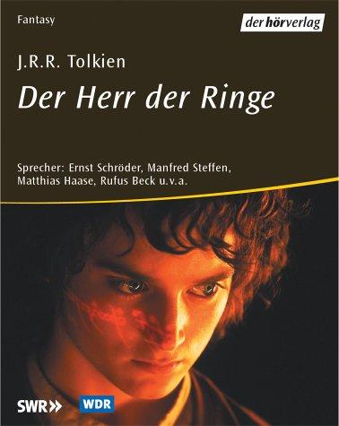 Der Herr der Ringe, 9 Cassetten, Sonderausgabe