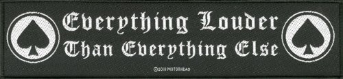 patch-motorhead-everything-louder-sous-licence-officielle