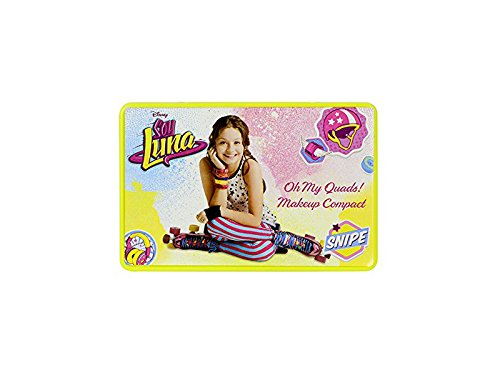 Soy Luna - Oh My Quads, makeup compact (Markwins 9620410)