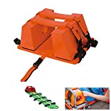SUN RDPP Stretchers Portable Transport Unit Head Restraint Spine Plate Holder First Aid Head Protection,Red