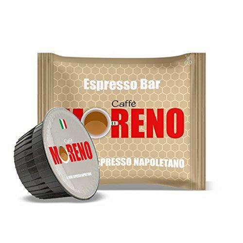 200 Capsule Caffè MORENO Compatibili DOLCE GUSTO - ESPRESSO BAR