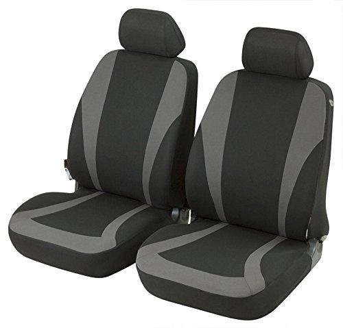 Preisvergleich Produktbild Universal Sitzbezug Schonbezug Vordersitze MENDOZA für Daihatsu Applause Charade Charmant Cuore Feroza Move Rocky Sirion