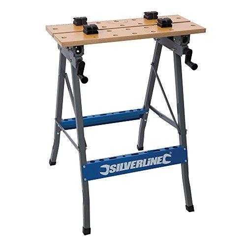 Silverline, Tavolo da lavoro pieghevole - TB05