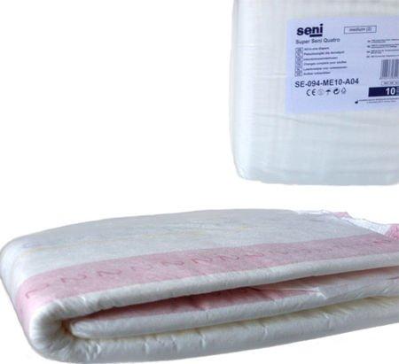 Inkontinenzslips Super Seni Quatro - Gr. Large - 4200 ml - PZN 03151082 (6x10Stück)