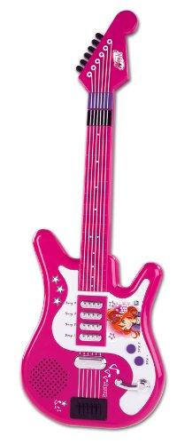 Smoby - 27282 - Instrument de Musique - Winx - Guitare Électronique