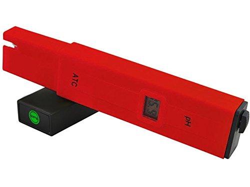 PH Meter Tester Aquarium Messgerät PH-Wert Temperatur Neu #1592