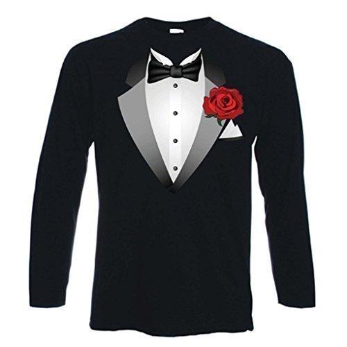 tuxedo-fancy-dress-long-sleeve-t-shirt-sizes-small-to-xxl-medium