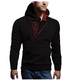 BRUBAKER sweat-shirt à capuche pour homme logo taille m-xXL 20 coloris
