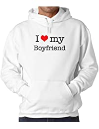 BlackMeow You Make My Heart Sing Quote White Unisex Hoodie
