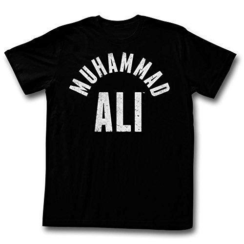 Muhammad Ali - - All Stars T-shirt da uomo nero XX-Large