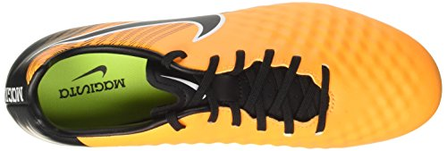 Nike Herren Magista Onda II FG Fußballschuhe Orange (Laser Orange/black-white-vert Volt-white)
