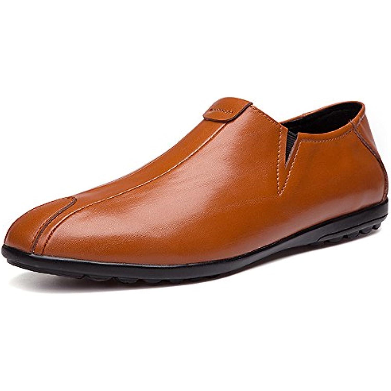 Hongjun-Chaussure Hongjun-Chaussure Hongjun-Chaussure s, Chaussures Homme 2018 La Mode des Hommes légers Super Conduite Conduite Mocassins Patch Decor Patch... - B07K7MD892 - c21daa
