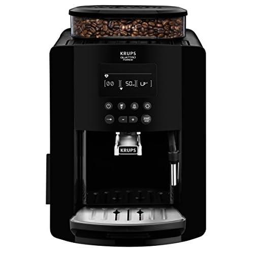 41MKcj7 pWL. SS500  - Krups Arabica Digital, Bean to Cup, Coffee Machine, Black