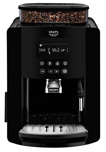 41MKcj7 pWL - Krups Arabica Digital, Bean to Cup, Coffee Machine, Black