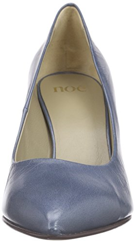 Noe Antwerp Nusia Pump, Chaussures à talons - Avant du pieds couvert femme Bleu - Blau (PERVINCA)