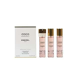 Chanel Coco Mademoiselle EDP Giftset, 60 ml: Amazon.co.uk ...