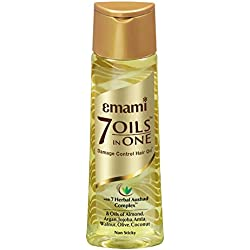 Emami Hair Life 7 in 1 Oil, 200ml