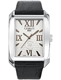 Armbanduhr CERRUTTI 1881 silber - (CR B015 A262B)