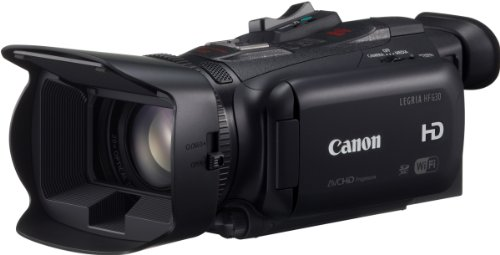 Canon legria hf g30 videocamera digitale full hd, nero
