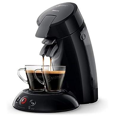 Philips Senseo Coffee Machine Intense 0Original Coffee Pod Machine, 75Litres, black