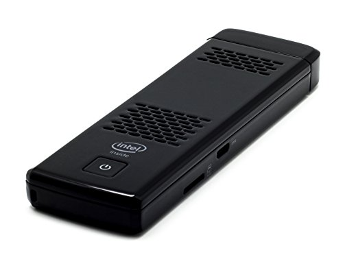 Mini PC Computer Stick Windows 10 Pro Edition Intel Atom Z8350 Quad Core CPU 1.84GHz WiFi Bluetooth 4.0, 4GB Arbeitsspeicher 64GB Festplatte, - Desktop-tower Kleine