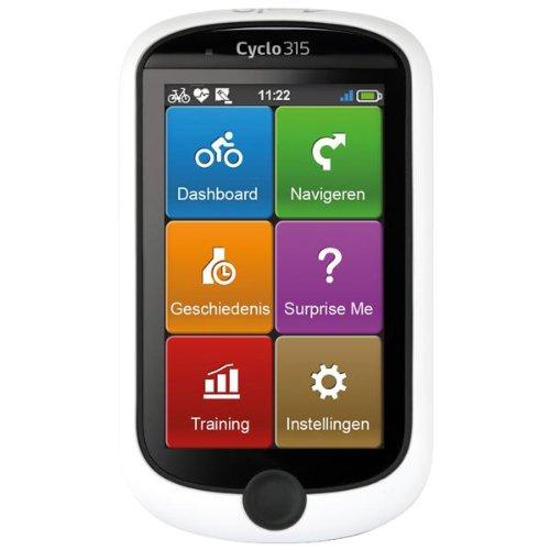 MIO Cyclo 315 HC GPS pour Vélos / Cyclistes
