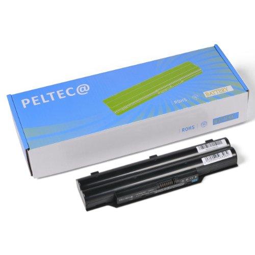 PELTEC@ Premium Notebook Laptop Akku mit 4400mAh für FUJITSU-SIEMENS Lifebook A512 A530 A531 AH42/E AH512 AH530 AH530/3A AH531 LH52/C LH250 LH522 LH530 LH531 LH701 LH701A PH50/C PH50/E PH521 CP477891-01 FMVNBP186 FPCBP250 FPCBP250AP FPCBP274 FPCBP274AP FPCSP274 S26391-F495-L100 S26391-F840-L100 FPCBP277 CP477891-03 CP478214-02 FMVNBP189 FMVNBP194