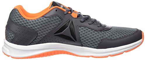 Reebok Herren Bd5778 Trail Runnins Sneakers Grau (Ash Grey/asteroid Dust/wild Orange/black)