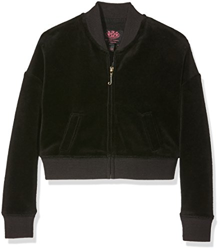 juicy-couture-logo-vlr-crystal-jc-wd-jkt-sweat-shirt-a-capuche-fille-noir-black-pitch-black-12-ans