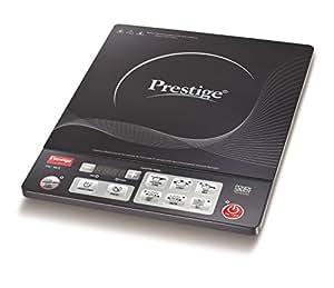 Prestige PIC 19 41492 1600-Watt Induction Cooktop (Black)