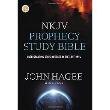 NKJV, Prophecy Study Bible, Hardcover