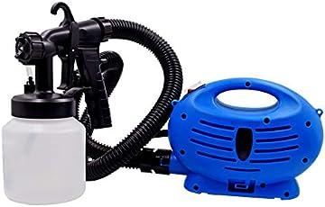 ASkyl Handheld Electric Spray Gun Paint Spray Machine (Blue)
