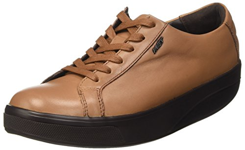 MBT Damen Jambo 6S Low-top, Marrone (Burnished Cognac), 36 EU Burnished Cognac