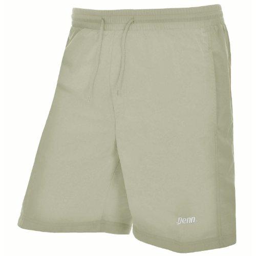 Penn - Herren Shorts - Für Sport Laufen Tennis Training Khaki hell