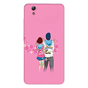 GripIt Lovers Case for Gionee Pioneer P5L (2016)