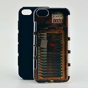 Obtenir Scalpel légale 2 en 1 anti-choc TPU et arrière dur pour iPhone 5/5S