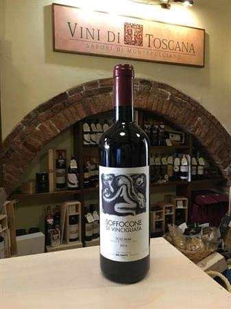 Toscana rosso igt 2016 soffocone bibi graetz lt0,750