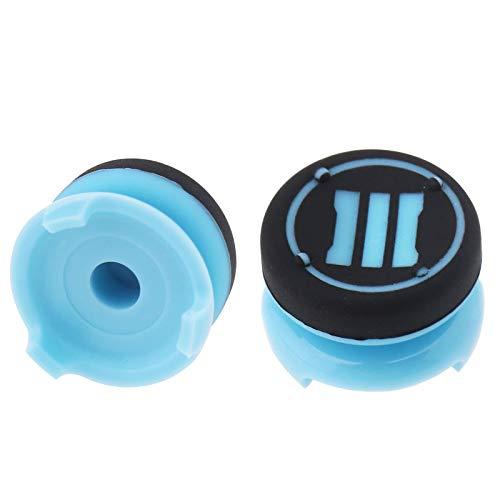 Descripción del producto: - Crea la altura de los joysticks para personalizar. - Protege los palos del pulgar del desgaste. Patas de plástico únicas que hacen que sea extremadamente fácil de intercambiar en cualquier momento. - Mejora tu precisión...
