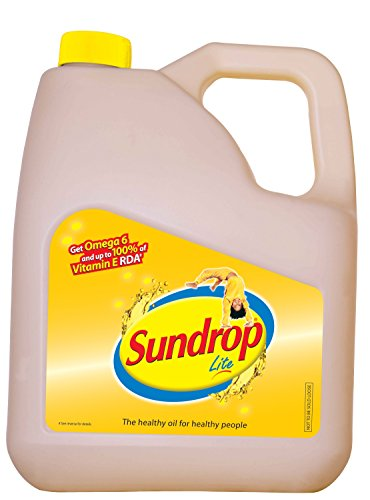 Sundrop Oil, Lite 5L Jar