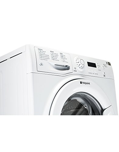 The Hotpoint WMAQF 721P UK Freestanding Washing Machine is a high-tech